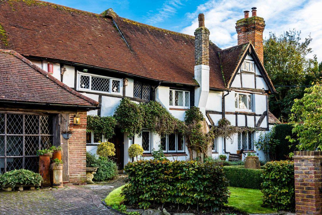 Mains Farm House, Hyde St